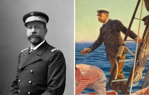 Альбер I — правитель Монако и миротворец Европы, который всю жизнь провел в море