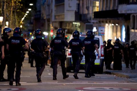 Барселонская трагедия — результат нежелания слушать Россию. Руслан Осташко
