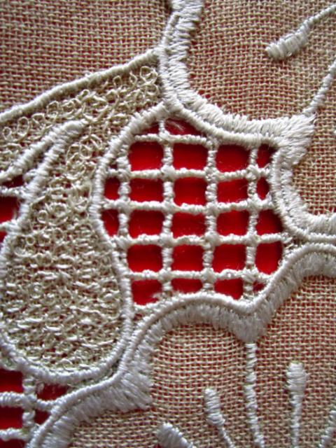 Вышивка с помощью ножной шве…