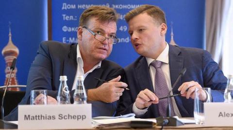 СМИ Германии: Немцам без рус…