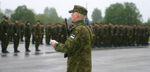 Русские в Эстонии готовы вое…