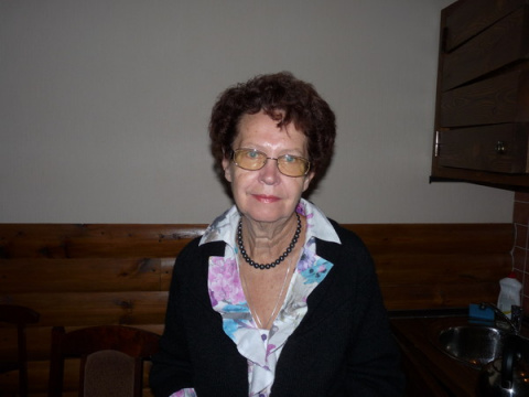 Larisa Kuzmina