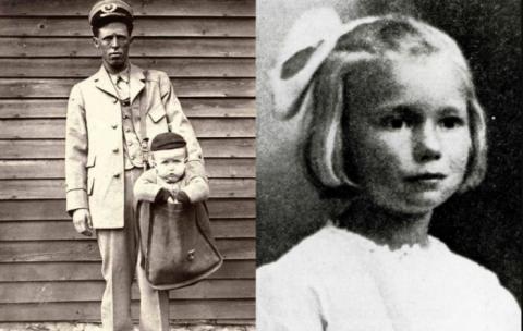 В ХХ веке в США детей отправ…