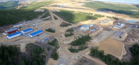 В Хабаровском крае введено в эксплуатацию новое золоторудное месторождение