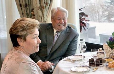 Коржаков: Для Наины Ельциной…