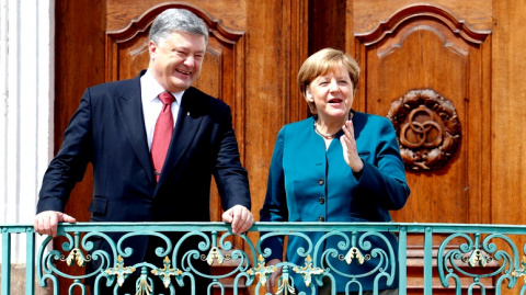 Die Welt: встреча Меркель и …