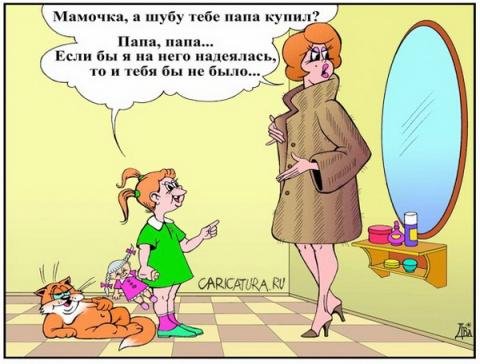 Хозяйственная я, однако, баба!!! (юмор)