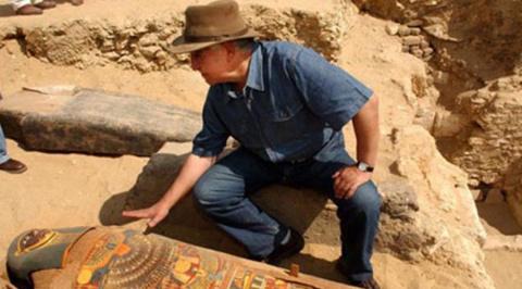 Мумии: мрачные тайны египетс…