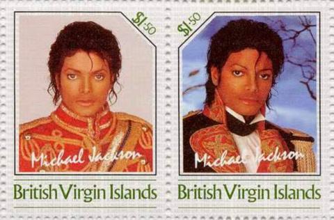 Майкл Джексон с Виргинских островов