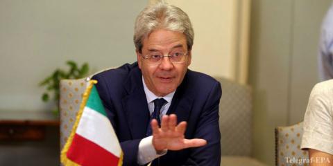 Премьер Италии: санкции прот…