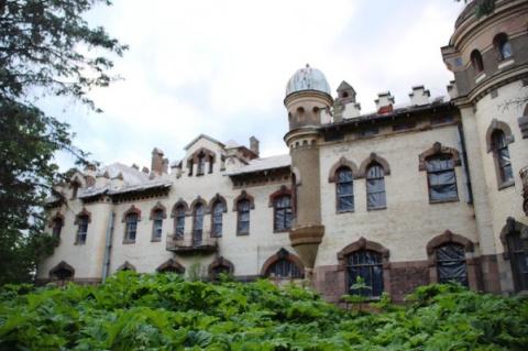 Усадьба Белогорка