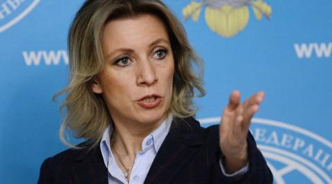 Захарова предупредила Украину о последствиях в случае введения виз с Россией