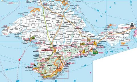 Крым сегодняшний. Размышления без розовых соплей