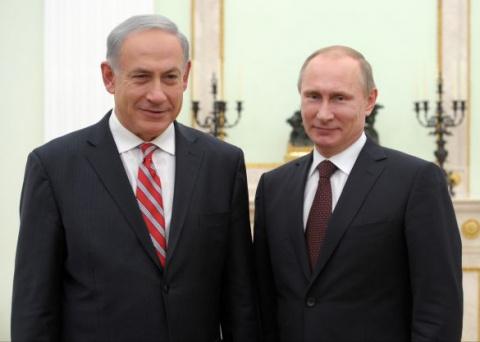 Россия разработает два космических аппарата для Израиля