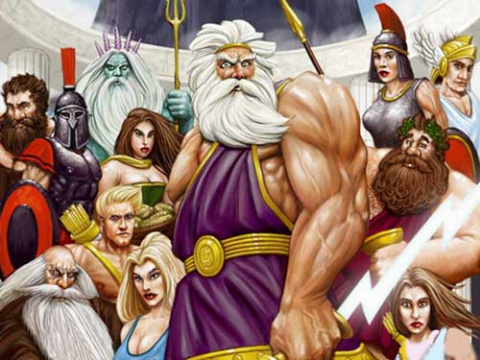 Древние цивилизации. Правосудие греческих богов