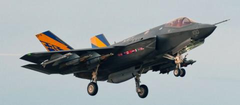 Деградация F-35: США вооружа…