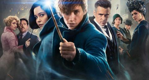 На русском издан первый киносценарий по миру Гарри Поттера