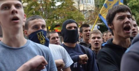 Новости Украины: «Наци-корпус» сообщил об аресте своего представителя в Днепропетровской области