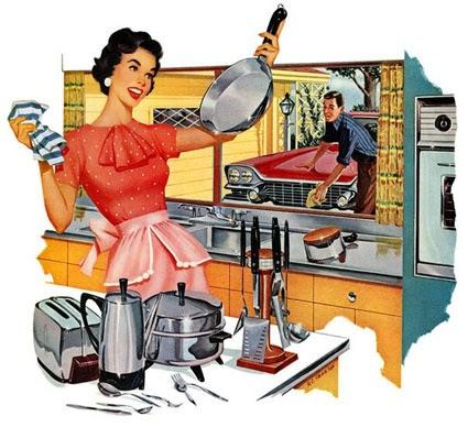 Полезные советы начинающим домохозяйкам