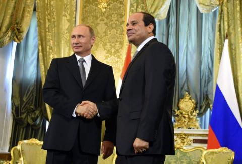 На египетских авиабазах появятся российские самолеты (Defense News, США)