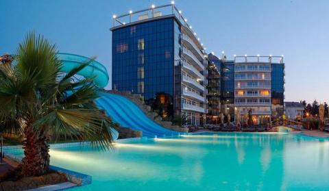 ТОП пляжных отелей с системо…