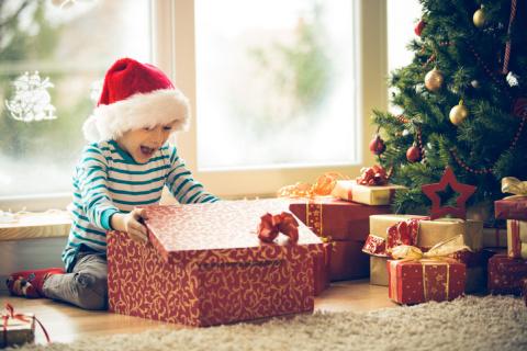 Как нарядить ребенка на Новый 2018-й год?