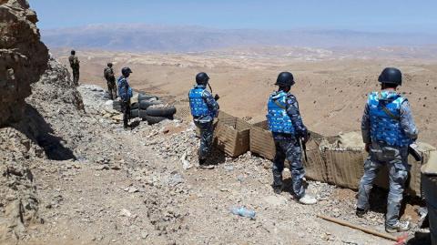 Сирийская армия при поддержке РФ освободила город Эс-Сухне от ИГИЛ