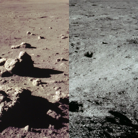 Лунные тайны NASA...и китайцы
