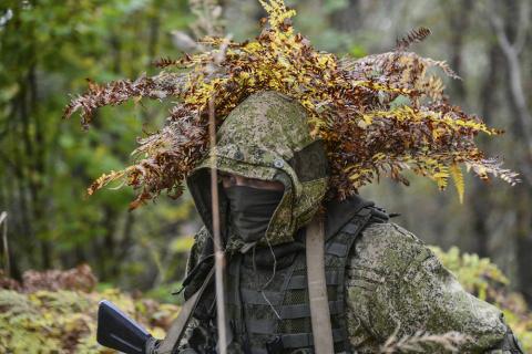 Снайперы РФ и Белоруссии уни…