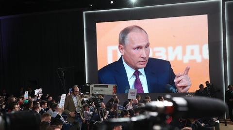 Президент рассказал о причинах неконкурентоспособности оппозиции в РФ