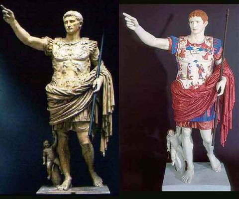 Неизвестное об известных скульптурах