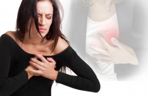 Инфаркт: большинство женщин …
