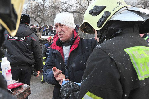 Водителю автобуса, который въехал в переход у метро «Славянский бульвар», предъявили обвинения по двум статьям