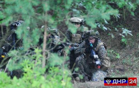 Разведка ДНР сообщила о мест…