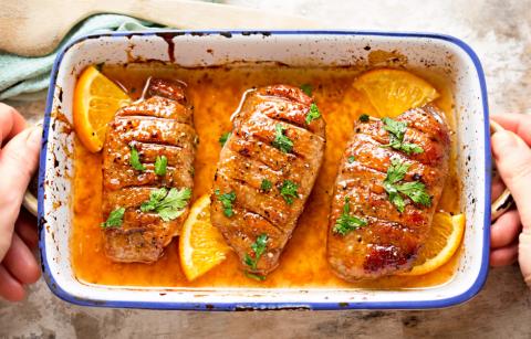 Готовим сочно: 5 маринадов для мяса в духовке