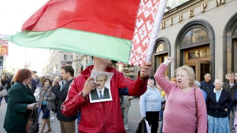 В США белорусских активистов обучат демократии