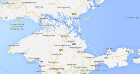 Google признал Крым российским