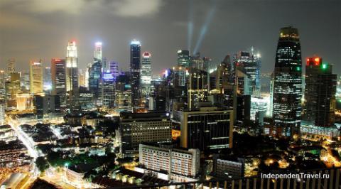 Три дня в Сингапуре