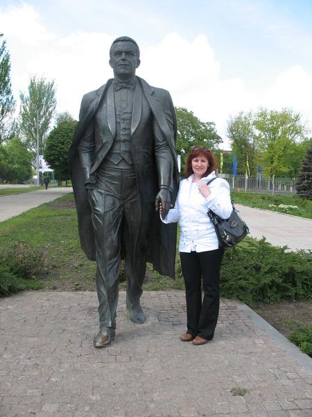 Наталья Попович