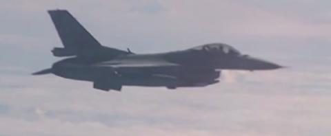 Самолёты НАТО снова сопроводили борт Шойгу