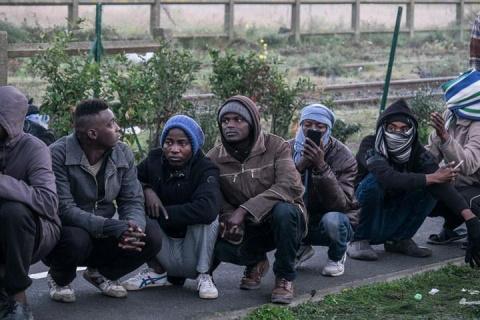 Новости ЕС: пожилая немка чуть не погибла в результате действий молодого африканца