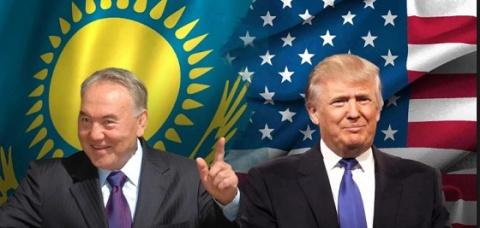Последние новости: прошли переговоры Трампа и Назарбаева