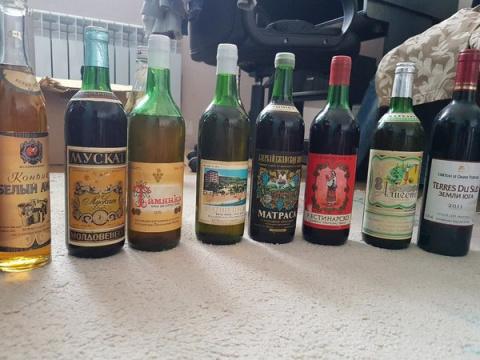 Есть здесь кто-нибудь, кто помнит эти бутылки? :)