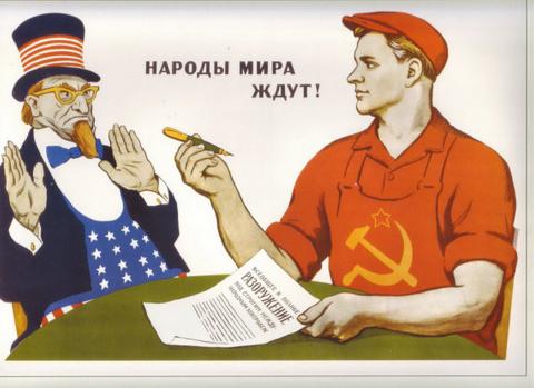Санкций против России, красивых и разных...