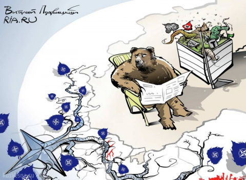 А нужно ли побеждать НАТО сейчас? В ответ — асимметричное укрепление сил