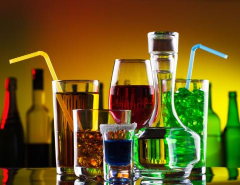 Водка, виски, вино и Ко: рей…