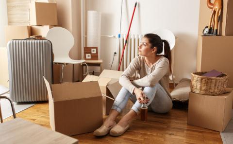 Как помочь подруге, которая собралась переезжать