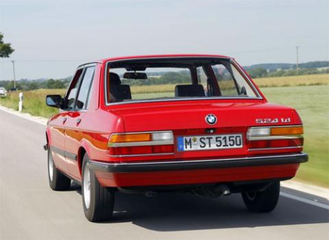 Первому дизельному двигателю BMW - 30 лет!