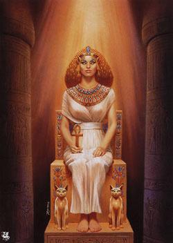 КОШКИН ДОМ. Кошки в истории Египта