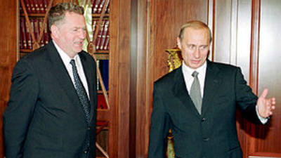 Путин наградил Жириновского …